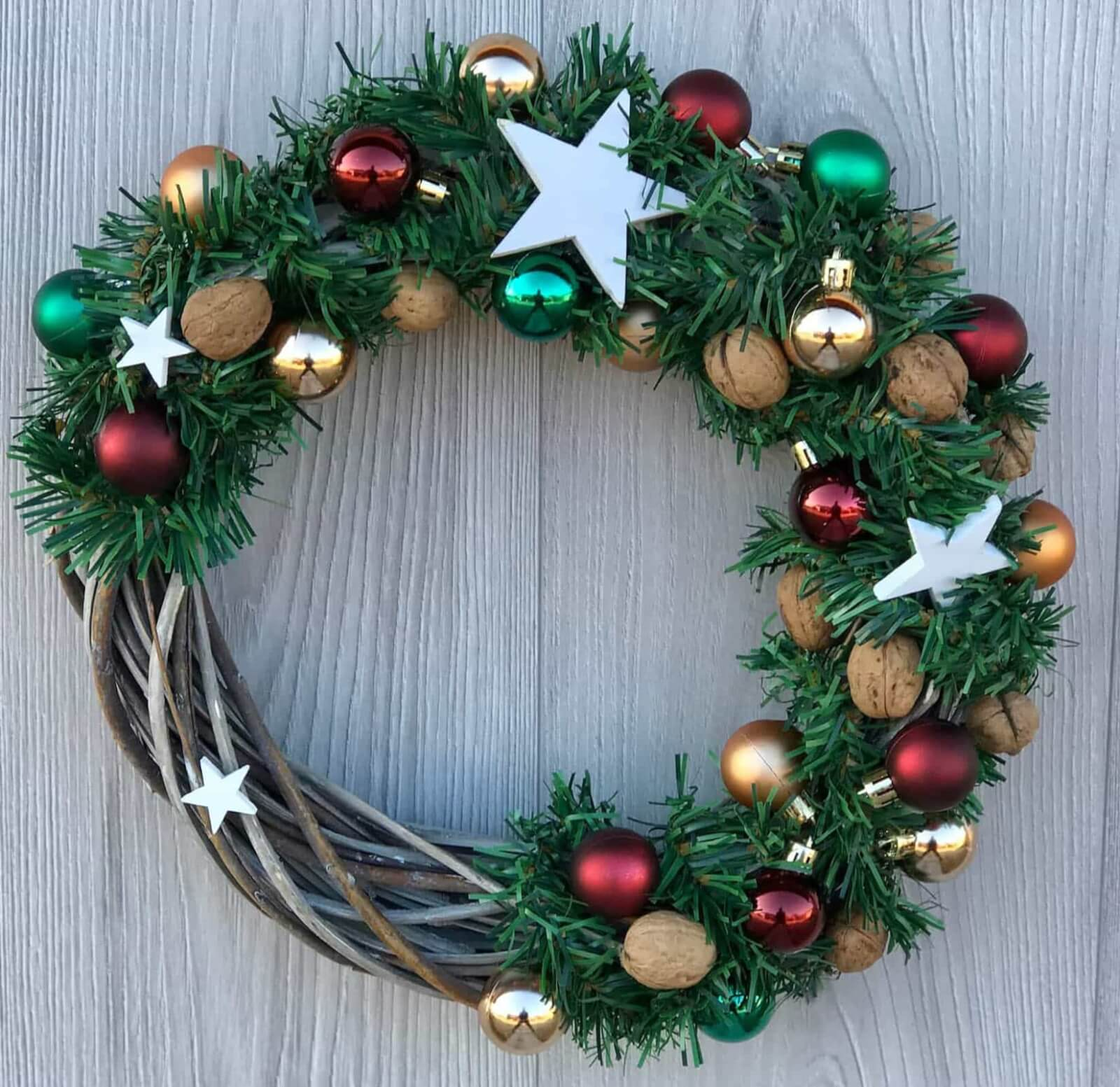 Vánoční věnec Blanka