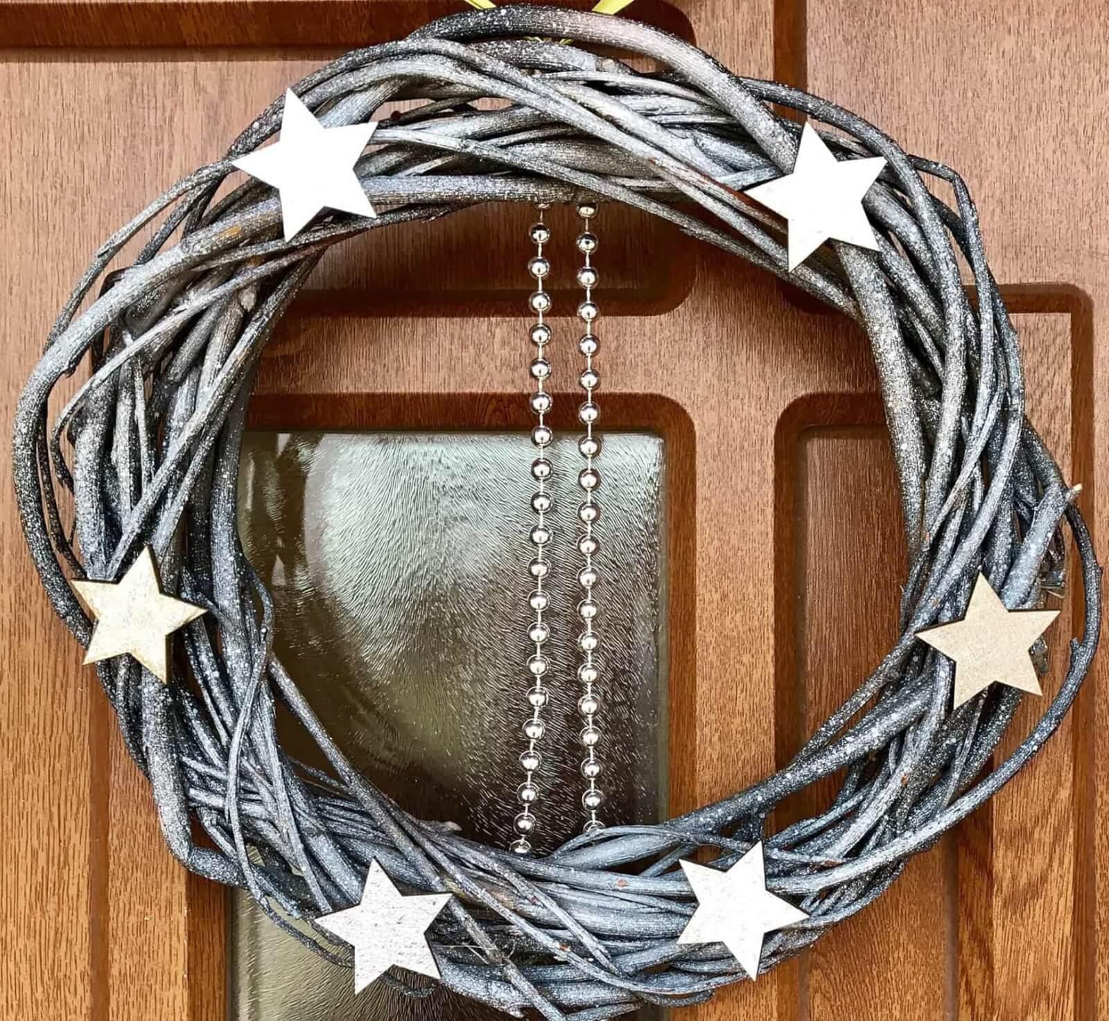 Vánoční věnec Stela
